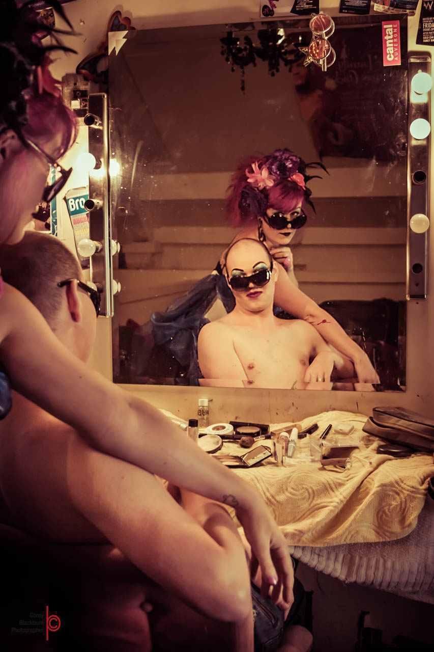 Wigs Glitter and Platforms 01 - Corey Blackburn Photographer - Weddings | Pregnancy | Newborn | Portrait | Fine Art | Commercial | Journalism