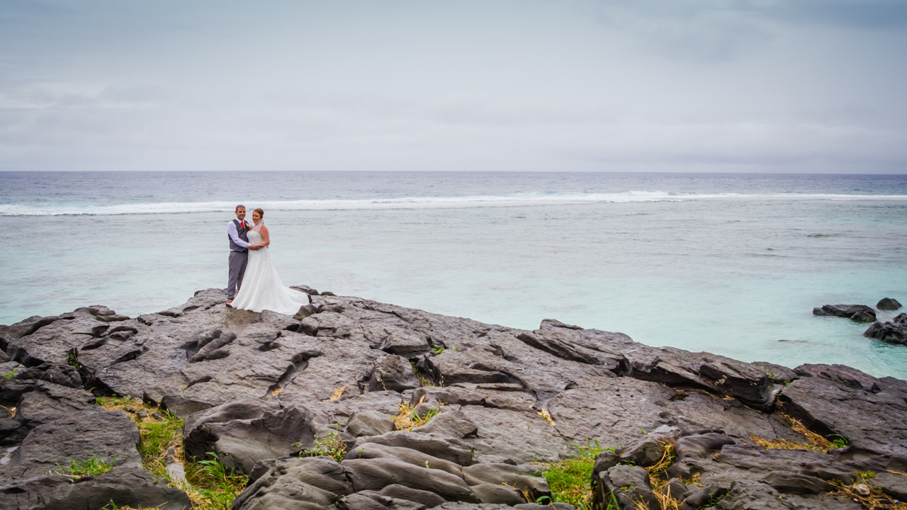 Black Rock Rarotonga - Corey Blackburn Photographer